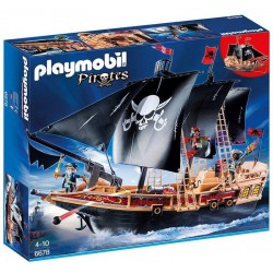 PLAYMOBIL PIRATES BARCO CORSARIO