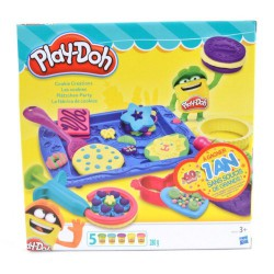 PLAY-DOH FABRICA DE GALLETAS