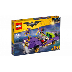 LEGO BATMAN JOKER COCHE MODIFICADO
