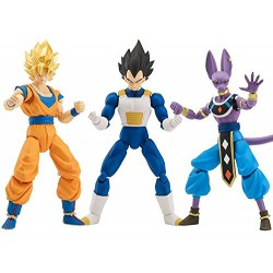 MUÑECO DRAGON BALL SUPER
