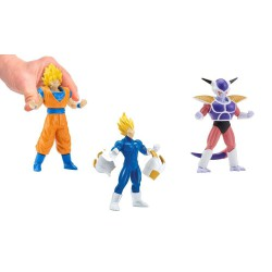 MUÑECO DRAGON BALL SUPER PODER 9 CM