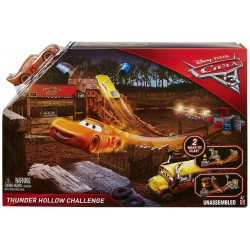 PISTA CARS 3 THUNDER HOLLOW PLAYSET