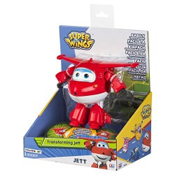 MUÑECO SUPER WINGS TRANSFORMING JETT