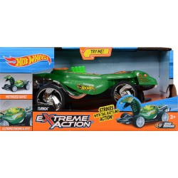 COCHE HOT WHEELS EXTREME ACTION COBRA