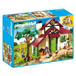 PLAYMOBIL COUNTRY LA CASA DEL BOSQUE