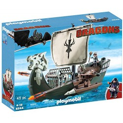 PLAYMOBIL DRAGONS BARCO DE DRAGON