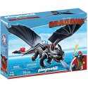 PLAYMOBIL DRAGONS HIPO Y DESDENTAO