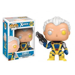CABLE FIGURA 10 CM VINYL POP MARVEL X-MEN