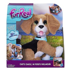 FURREAL FRIENDS PERRO CHARLIE, MI PERRITO PARLANCHIN