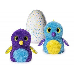 HATCHIMALS DRAGON BRILLO MAGICO