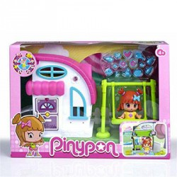 PINYPON MINICASITAS COLOR BLANCA