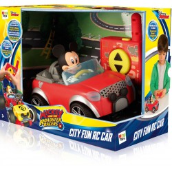 COCHE MICKEY FUN RC CAR