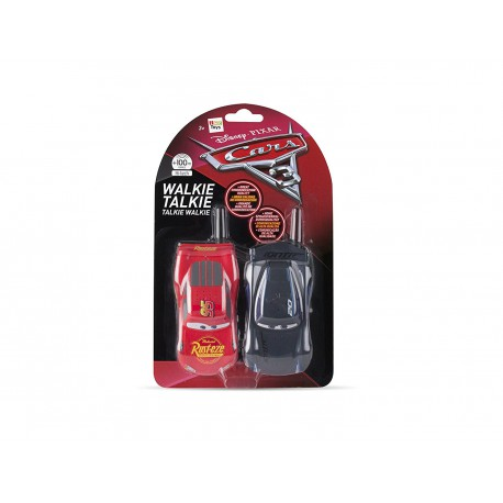 WALKIE TALKIE DE LOS CARS 3