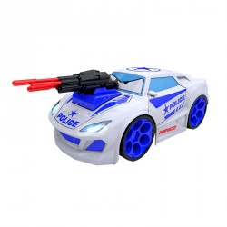 COCHE RC NINCO WATCH POLICE