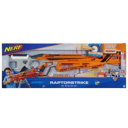NERF ELITE RAPTORSTIKE