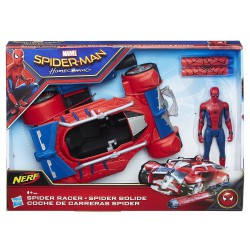 SPIDERMAN WEB CITY VEHICULO 15 CM