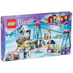 LEGO Friends - Estación de esquí: Telesillas