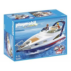 PLAYMOBIL SUMMER FUN YATE DE LUJO