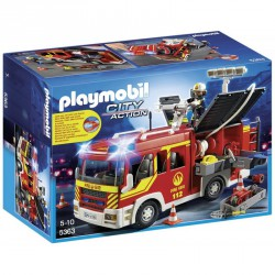 PLAYMOBIL CITY ACTION CAMION DE BOMBEROS