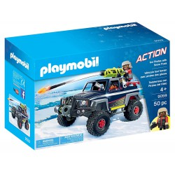 PLAYMOBIL ACTION TODOTERRENO CON PIRATAS DEL HIELO