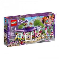 Lego Friends Cafe del arte de Emma