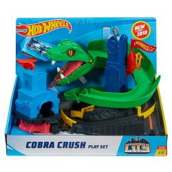 PISTA HOT WHEELS COBRA INFERNAL