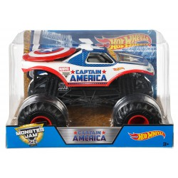 COCHE RC HOT WHEELS MEGA MUSCLE