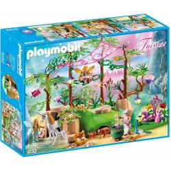 PLAYMOBIL FAIRIES BOSQUE MAGICO