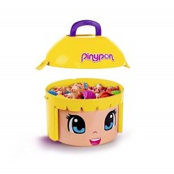 PINYPON CUBO MIX IS MAX DE SUPERHEROES