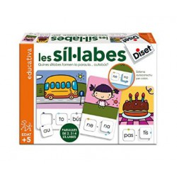 JUEGO DISET LES SIL.LABES
