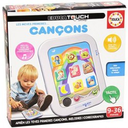 EDUCA TOUCH BABY LES MEVES PRIMERES CANÇONS