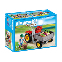 PLAYMOBIL COUNTRY COSECHADORA