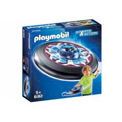 PLAYMOBIL SPORTS & ACTION DISCO VOLADOR CELESTIAL ALIEN