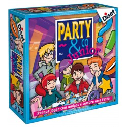JUEGO PARTY JUNIOR